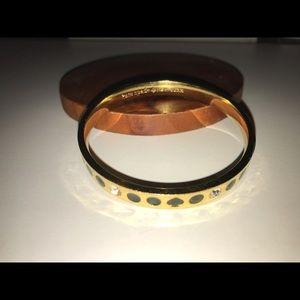 Kate Spade, Spot the Spade bangle bracelet